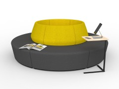 Bumblebee-Charcoal Combo (Table not included)