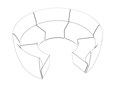 Motion Orbit Configuration