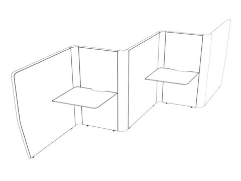 Motion Solo 2-4 Configuration