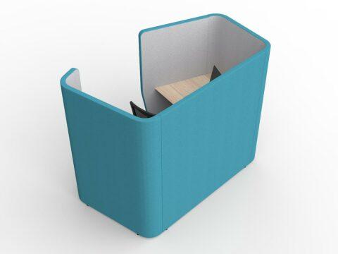 Ice-Ash Combo with Beech Worktop