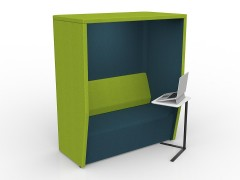 Avocado-Deep Blue Combo (Interior Light & Table not included)