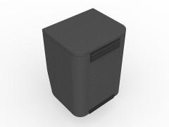 Standard Charcoal-Stone Combo