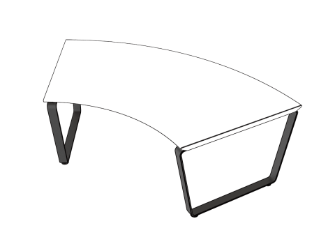 Motion Curved Table Configuration