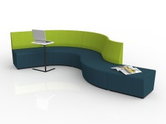 Avocado-Deep Blue Combo (Table not included)