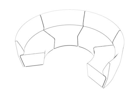 Motion Orbit-4 Configuration