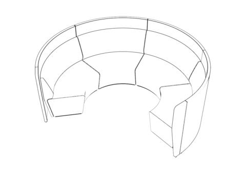 Motion Orbit-4 1100 Configuration