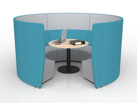 Ice-Ash Combo with Beech Table