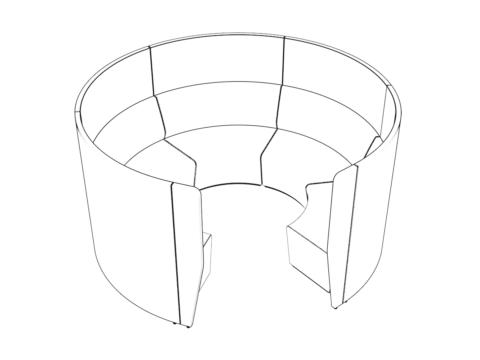 Motion Orbit 1400 Configuration