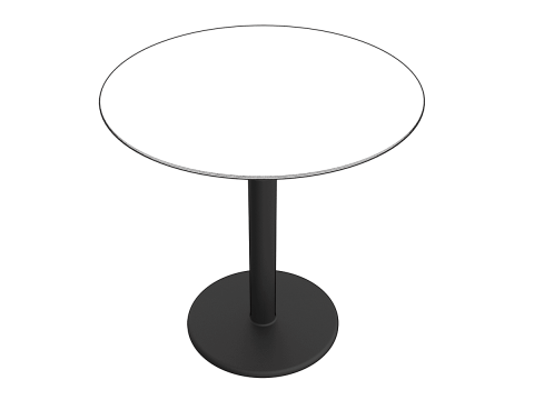 Motion Round Standing Table Configuration