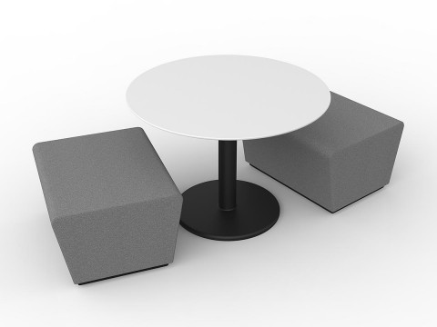 Standard Stone Grey (Table not included)