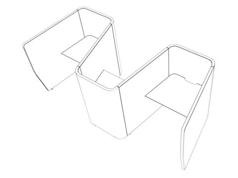 Motion Solo 3-3 Configuration